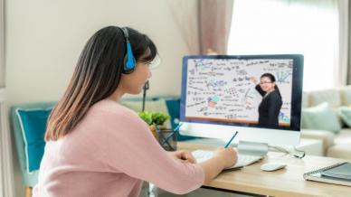طرق التدريب الفعَّالة أثناء استخدام برامج التعلم عَبْر الإنترنت