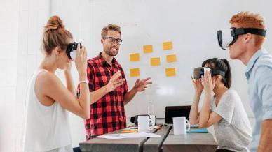 كيف تدرب الجيل الافتراضي الجديد؟