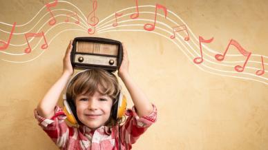دور الموسيقى في التعلم