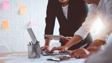 تطوير القيادة ضبط القيادة لمواكبة الاقتصاد الرقمي