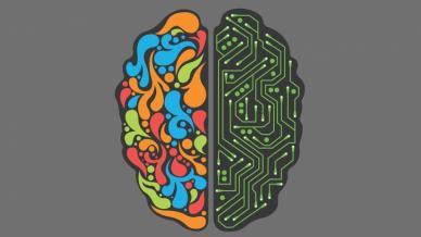 التعلم السريع - الدماغ الأيمن والدماغ الأيسر