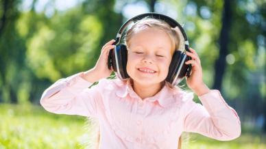استخدام الموسيقا في مجال التعلم السريع