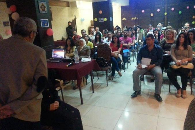 البرمجة اللغوية العصبية، دورة السلام والمحبة مع الاستشاري د.محمد عزام القاسم
