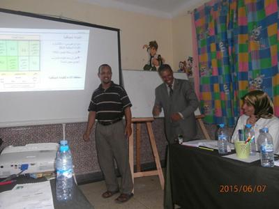 القيادة الفعّالة باستخدام تقنيات التعلم السريع من تأطير المدرب عبدالوهاب بوجمال