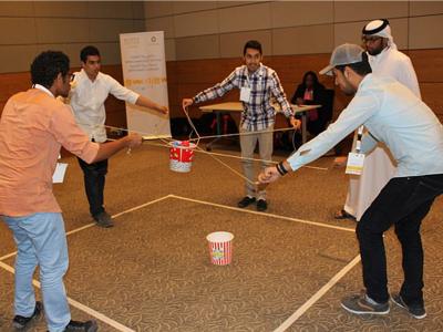 إيلاف ترين الدوحة الدوحة شريك تدريبي لمؤسسة أيـادي الـخـيـر نـحـو آسيـا (روتا) في برنامج تحديات روتا الشبابية