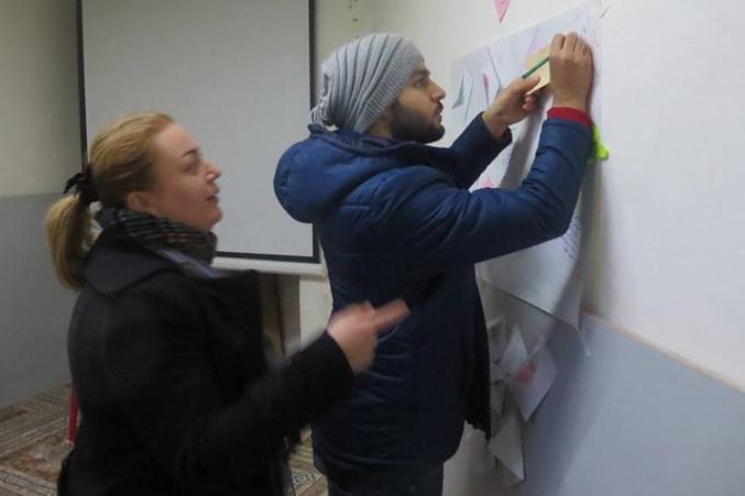 دورة دبلوم تكنولوجيا إدارة الأعمال فن مختلف مع المدرب الاستشاري الدكتور محمد عزام القاسم