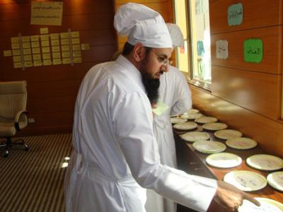 جابر يحدد أي الأطباق الأكثر شهية .