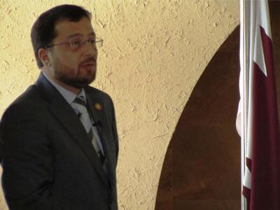 الدكتور المدرب محمد بدرة.