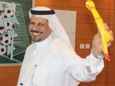 الدكتور محمد  الجودي من المملكة العربية السعودية – الطائف.