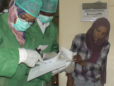Doctors efforts in bringing the correct answers