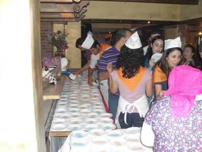 المائدة المفتوحة ورحلة اختيار الأطباق المناسبة