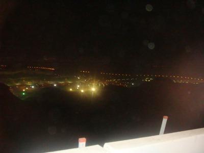 صورة لمدينة العين من جبل حفيت