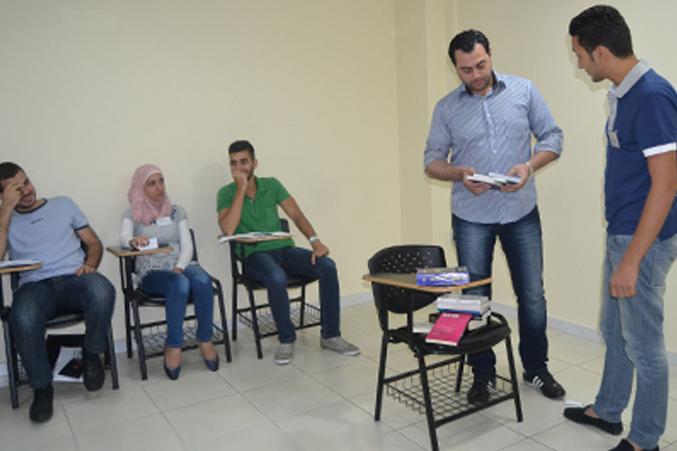 سوريا - دمشق: دورات متخصصة في إدارة الأعمال الإلكترونية تطلقها جيم باور سڤن