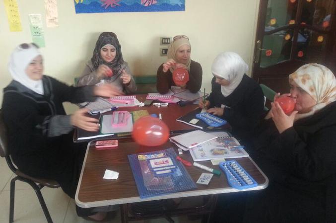 مصر - القاهرة: انتهاء دورة الرياضيات السحرية للمدربة سمية مكي