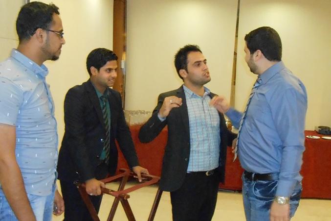 لبنان – بيروت: دورة البيع بذكاء  Selling Smarterفي بيروت مع المدرب د. سعيد قمحة