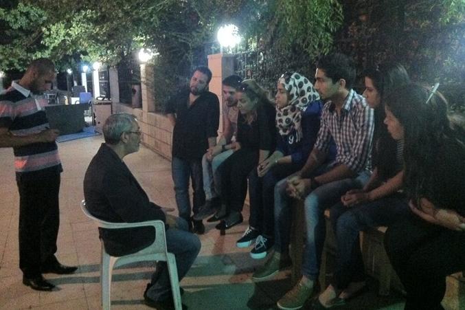 سوريا - دمشق: إنتهاء دورة إدارة الموارد البشرية للمدرب الإستشاري د.محمد عزام القاسم