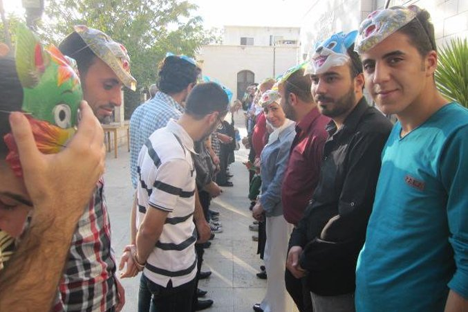 سوريا - دمشق: دورة بلا عنوان ... للاستشاري د.محمد عزام القاسم
