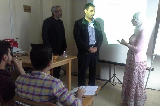 سوريا - دمشق: فن التفاوض بآلية جديدة مع المدرب الإستشاري د.محمد عزام القاسم