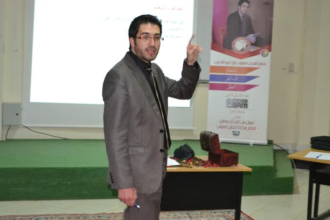 المدرب محمود