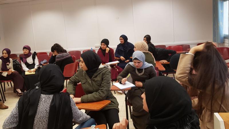 تقسيم المشاركين إلى مجموعات