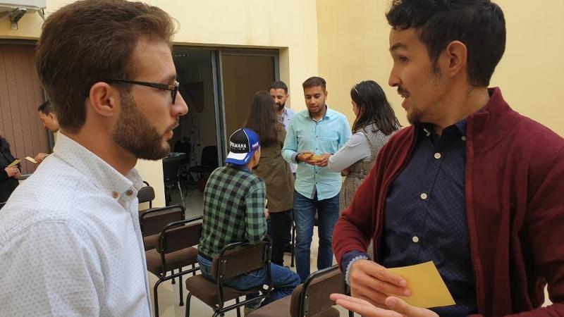 دورة الذكاء العاطفي بقيادة المدرب عادل عبادي