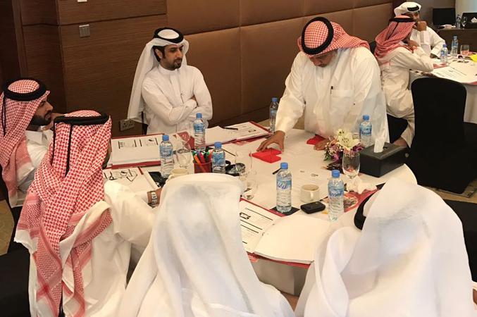 مهارات إدارة وتخطيط المؤسسات والمبادرات الشبابية مع المدرب أول حسين السيد