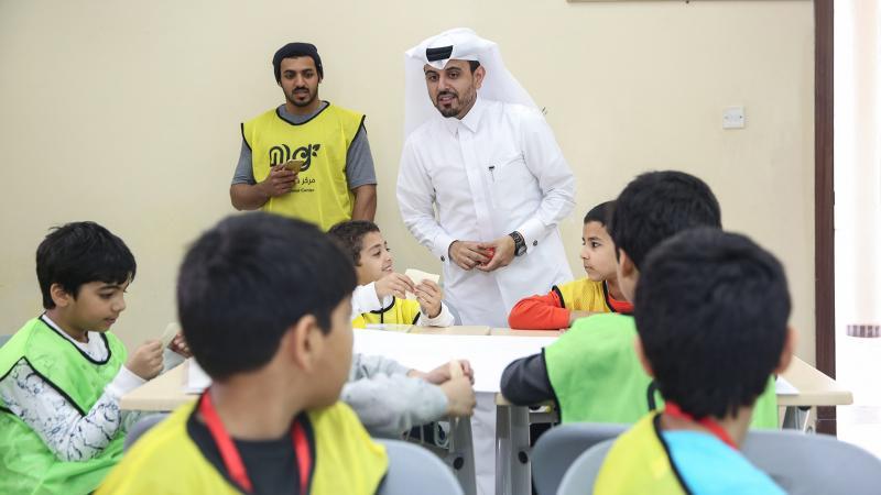 قوة الشخصية للأطفال ورشة تدريبية للمدرب أحمد المالكي