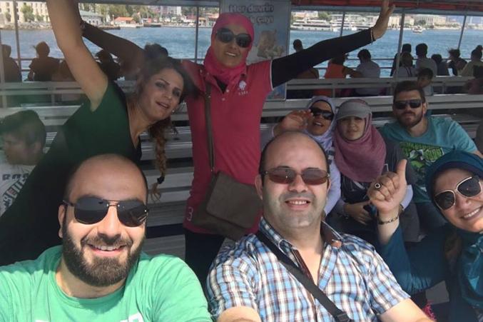 الجولات السياحية والترفيهية في دورة ال CPT