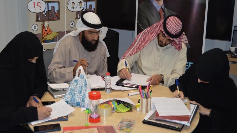 إيلاف ترين الإمارات تختتم دورة مدرب معتمد لصالح هيئة كهرباء وماء دبي