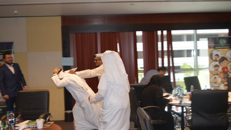 العروض التدريبية وأنشطة دورة دبلوم مدرب محترف معتمد
