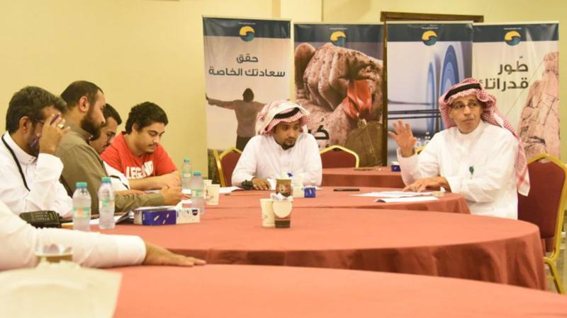 مهارات التواصل دورة جديدة مع المدرب عبد الرحمن إسماعيل في مكة المكرمة
