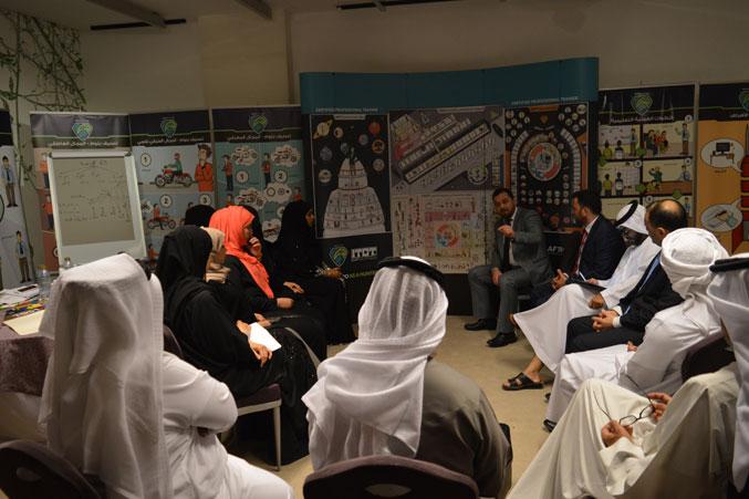 شرح المدربون وعروض المتدربين في دورة دبلوم مدرب محترف(CPT)