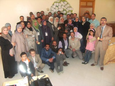 Morocco - Meknes: Learning Marathon begins in Meknes