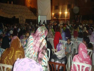 المغرب - إيت ملول: دورات تدريبية في التربية الاسرية