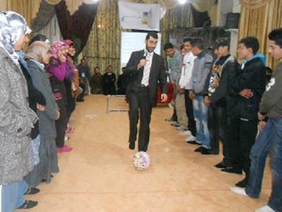 المغرب -  وجدة: دورة العمر بأسلوب المرح والمتعة