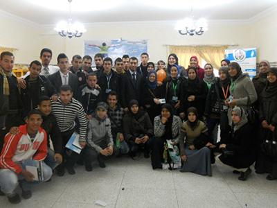 """المغرب -  فاس: دورة العمر في برنامج """"كن إيجابيا"""""""