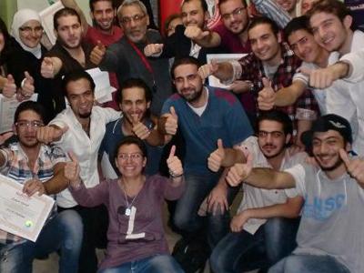 سوريا - دمشق: بازار البرمجة اللغوية العصبية السمة الجديدة لدورة دبلوم البرمجة اللغوية العصبية