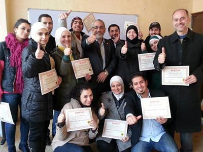 سوريا - دمشق: دورة دبلوم إدارة الموارد البشرية مع الدكتور محمد عزام القاسم