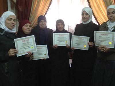 سوريا - دمشق: دورة استراتيجيات وتقنيات البرمجة في حفظ القرآن الكريم مع المدربة مؤمنات زرزور