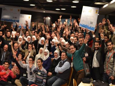 سوريا - دمشق: قدّم نفسك بثقة في ستارت أب ويكيند دمشق مع المدرب محمد زياد الوتار