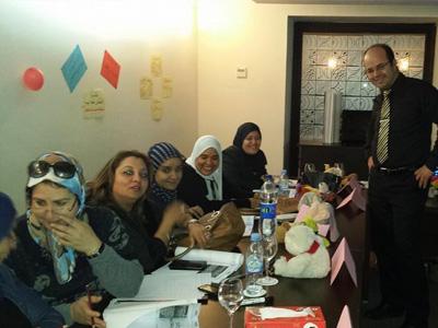 المغرب - أغادير: دورة تدريبية مميزة بعنوان جدد زواجك مع المدرب عادل عبادي