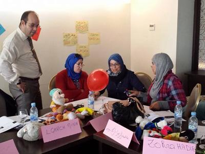 المغرب - أغادير: دورة التربية بالحب مع المدرب عادل عبادي