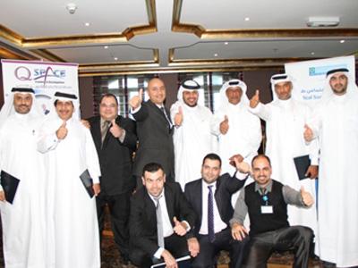 قطر - الدوحة: تطبيقات البديل الثالث فى التفاوض والأقناع مع المدرب هشام زكي