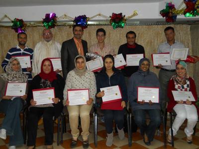 الرباط - المملكة المغربية: المكوك السريع رقم 999 يصل إلى حيث المهارات لتنمية الذات برفقة الكابتن زهير جلول الشرتي
