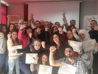 سوريا - دمشق : دورة إدارة الموارد البشرية مع المدرب د. محمد عزام القاسم