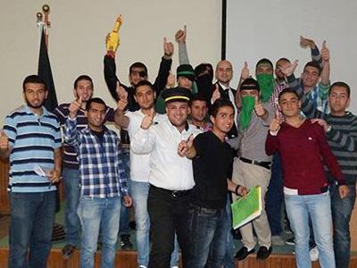 """الأردن - اربد: ورشة عمل """"presentation skills"""" في جامعة اليرموك بتقنيات التعلم السريع"""