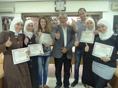 سوريا - دمشق: دورة إدارة الموارد البشرية مع المدرب الإستشاري د.محمد عزام القاسم
