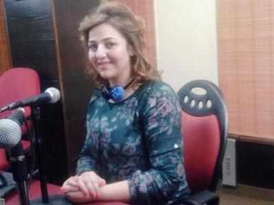 سوريا - دمشق: لقاء اذاعي مع المدربة لينا ديب عبر أثير إذاعة القدس