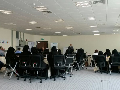 قطر - الدوحة: إكتشاف الأنماط الشخصية في مؤسسة حمد الطبية مع المدرب هشام زكي