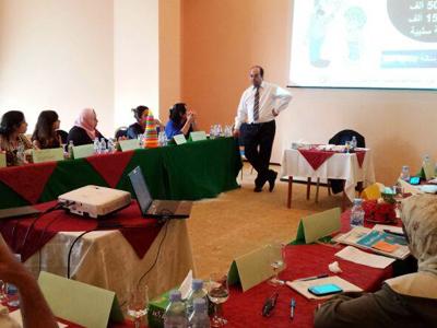 المغرب - أغادير: اختتام دورة دبلوم البرمجة اللغوية العصبية مع المدرب عادل عبادي